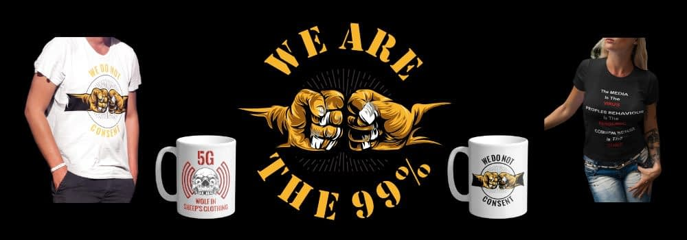 We Are The 99%